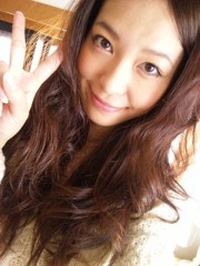 大槻エリナ 公式ブログ/前髪 画像2