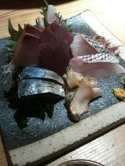 大槻エリナ 公式ブログ/お魚のお店☆ 画像2