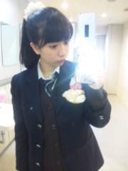 三田寺理紗(Girl〈s〉ACTRY) 公式ブログ/制服、まだいけるかな?★ 画像1