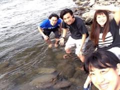 水谷圭見 公式ブログ/千曲川で!!! 画像1