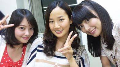 高嶋香帆 公式ブログ/アイドル☆リーグ 画像1  こんばんは!今日は朝からアイドルリーグの収録だ