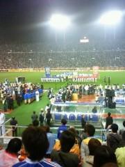 川本彩 公式ブログ/キリンカップサッカー2009 画像1