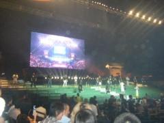 川本彩 公式ブログ/【戦極〜第九陣〜】 画像3