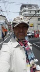 大澄賢也 公式ブログ/稽古前に 画像1