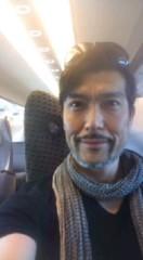 大澄賢也 公式ブログ/移動中 画像1
