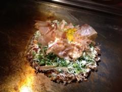 アクア新渡戸 公式ブログ/お好み焼き 画像1