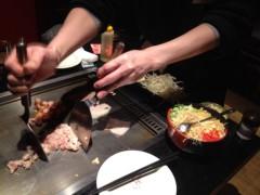 アクア新渡戸 公式ブログ/やきやき\(^o^)/ 画像1