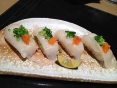アクア新渡戸 公式ブログ/フグ寿司 画像1