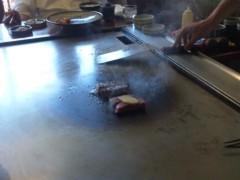 アクア新渡戸 公式ブログ/鉄板焼ランチ 画像2