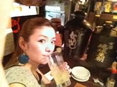 アクア新渡戸 公式ブログ/やけ酒 画像1