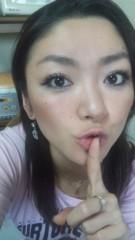 アクア新渡戸 公式ブログ/メイク中 画像1