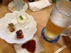 アクア新渡戸 公式ブログ/昨夜のディナー 画像1