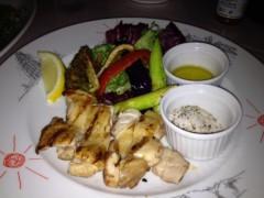 アクア新渡戸 公式ブログ/ビーフステーキとチキンのソテー 画像2