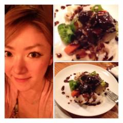 アクア新渡戸 公式ブログ/on  dinner 画像1