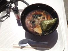 アクア新渡戸 公式ブログ/おとひめ亭ラーメン 画像1