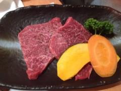 アクア新渡戸 公式ブログ/焼肉なう 画像1
