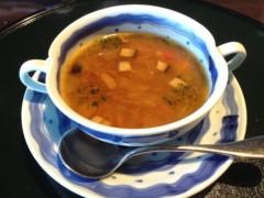 アクア新渡戸 公式ブログ/昼食 画像1