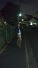 アクア新渡戸 公式ブログ/runing away from stranger!! 画像1