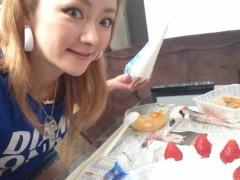 アクア新渡戸 公式ブログ/ケーキ作り! 画像1