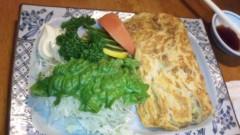 アクア新渡戸 公式ブログ/真夜中の納豆オムレツ 画像1