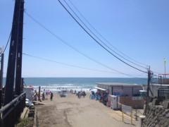 アクア新渡戸 公式ブログ/海に到着ー 画像1