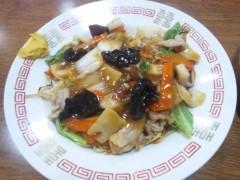 アクア新渡戸 公式ブログ/昨日食べたもの 画像1