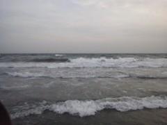 アクア新渡戸 公式ブログ/仕事前に海でお散歩 画像3