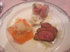アクア新渡戸 公式ブログ/I had great dinner last night 画像1