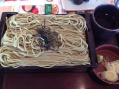 アクア新渡戸 公式ブログ/締めは蕎麦で 画像1