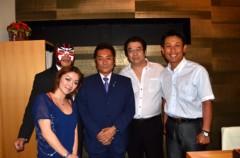 アクア新渡戸 公式ブログ/衆議院議員 松木けんこう代議士 画像1
