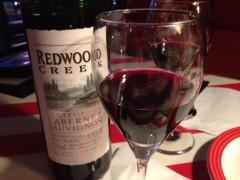 アクア新渡戸 公式ブログ/赤ワイン 画像1