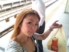 アクア新渡戸 公式ブログ/電車で 画像1
