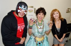 アクア新渡戸 公式ブログ/吉川幸枝社長と記念撮影 画像2