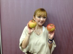 アクア新渡戸 公式ブログ/りんご!飛内旅館より! 画像1