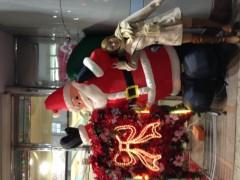 アクア新渡戸 公式ブログ/サンタが居た! 画像1