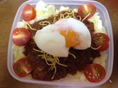 アクア新渡戸 公式ブログ/today's lunch box! 画像1