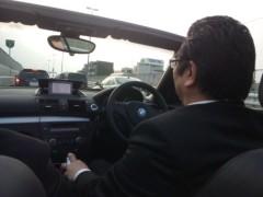 アクア新渡戸 公式ブログ/高速道路でマジKY 画像1