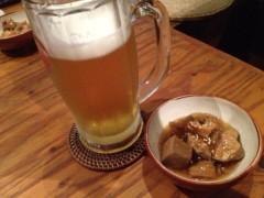 アクア新渡戸 公式ブログ/遅いディナー 画像1