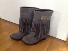 ���������ϸ� ��֥?/New boots ����1