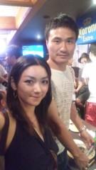 アクア新渡戸 公式ブログ/今野選手!! 画像1