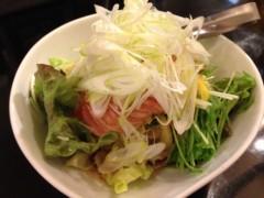 アクア新渡戸 公式ブログ/サラダも! 画像1