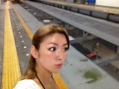 アクア新渡戸 公式ブログ/モノレール待ち 画像1