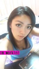 アクア新渡戸 公式ブログ/workin at home 画像2