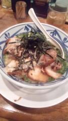 アクア新渡戸 公式ブログ/六本木ザボン ラーメン(o^∀^o) 画像1