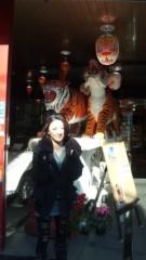 アクア新渡戸 公式ブログ/タイガー達と 画像1