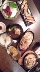 アクア新渡戸 公式ブログ/食べるぞ(≧∇≦) 画像1