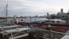 アクア新渡戸 公式ブログ/船に乗ります 画像2