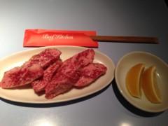 アクア新渡戸 公式ブログ/ビーフキッチンNOW 画像1