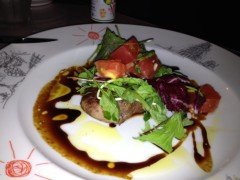 アクア新渡戸 公式ブログ/ビーフステーキとチキンのソテー 画像1