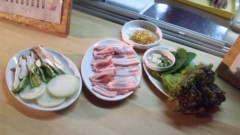 アクア新渡戸 公式ブログ/韓国料理 画像1